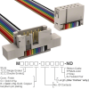 Rectangular Cable Assemblies -- M3BYK-1036R-ND -- View Larger Image