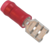 Terminals - Quick Connects, Quick Disconnect Connectors -- 8-640917-1-ND -Image