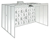 Industrial Dry Filter Booths -- I-1487