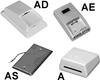 Greystone Type 24 Space Temperature Sensors -- TE200AD24
