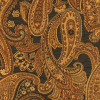 Allover Paisley Chenille Fabric -- R-Keegan - Image