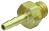 Brass Barb Fitting -- 11752-2 - Image