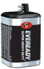 Eveready Heavy-Duty Battery -- 1209