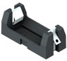 1/2AA Battery Holder w/ solder lugs -- 1117 - Image
