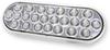 Oval LED White Back-Up Light 47987, 24 LED Bulbs, 12V -- 47987 -Image