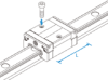 Linear Motion Guide SSR -- SSR25XVMY-Image