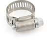 Ideal Tridon 57100 Standard Steel Hose Clamp, Size #10, Range 9/16 to 1 1/16 -- 28010 -Image