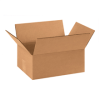 "11 1/4"" x 8 3/4"" x 4"" - Corrugated Boxes -- 1184"