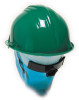 Peak Series Hard Hats > COLOR - Orange > STYLE - Ratchet > UOM - Each -- A79R030000 -- View Larger Image
