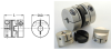 Commercial Oldham Couplings (metric) -- A 5Z15M331906 -Image