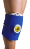 Body Glove 90145 Deluxe Ice Pack Knee and Elbow Wrap, Bl…