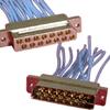 Rugged Multi-Way Triax/Twinax Receptacle -- P/N 012900-3002