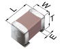 Multilayer Ceramic Chip Capacitor -- CKG32KX7R1E106K335AH - Image