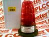 BEACON RED LENS LED 115VAC W/BUZZER -- 4361703