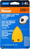 Norton MultiSand AO Fine Detail Iron Shape H&L Vacuum Sheet -- 07660702314 -Image