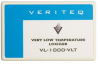 Veriteq Very Low Temperature Logger -- VL 1000 VLT