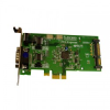 1 Port Low Profile PCIe RS232 POS 1A SATA -- PX-803 -- View Larger Image