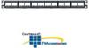 Panduit® Modular Patch Panel -- CPP24WBLY