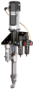 Airless High Pressure Outfit -- 2-Ball Wall Mounted 1100psi -- View Larger Image