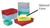 Fiberglass Plexton® Nest Only Box Covers -- HCNO129-1-GY -Image