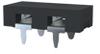 THM-Horizontal Entry Mini Auto Fuse Holder -- 3549-2