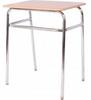 Fixed Desk with U-Brace 972U