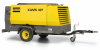 Size 2 LP: Single axle, oil-injected, rotary screw portable compressors, 8.6-14 bar (125-200 psig) -- 3504761