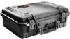 Pelican 1500 Case - No Foam - Black   SPECIAL PRICE IN CART -- PEL-1500-001-110 -Image