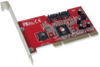 SIIG Serial ATA PCI RAID -- SC-SATR12-S4