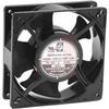 Fan;DC;Plastic;127x127mm;38.5 mm;24 V;140 CFM;48 dB;Wire Leaded;Ball Bearing -- 70103492