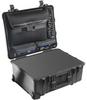 Pelican 1560LFC Laptop Overnight Case with Foam - Black   SPECIAL PRICE IN CART -- PEL-1560-008-110 -Image