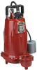 1 hp Submersible Effluent Pumps -- FL100-Series - Image