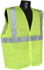 Radians SV2-Mesh Class 2 Green Reflective Safety Vest -- SV2GM