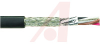 Cable, Multipair; Tinned Copper; 1; 300V; 22 AWG; 7; PVC; PVC; Black; 0.19 in. -- 70138577 - Image
