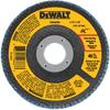 "4"" x 5/8"" 40 Grit Zirconia T29 Flap Disc -- DWA8201 - Image"
