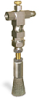 """(Formerly A2261-2X02), Valve Brush, 5/8"""" Round Stainless Steel, 1/8"""" Female NPT Inlet -- A2261-SR2BHW -Image"""