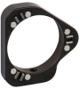 Post Mounted Removable Kinematic Lens Mount - Back Plate -- KB1B