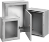 Type 4X Enclosure /Solid Door -- UU606040