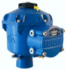 CVA Series Quarter-Turn Valve Actuator for Control Valves -- CVQ1200-Image