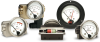Piston Sensor Differential Pressure Gauge -- 1201PG-*-2.5-*-0-50PSID