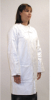 ESD-Safe Disposable Medium Lab Coat -- 10019 -- View Larger Image