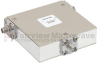 High Power Circulator SMA Female with 18 dB Isolation from 1 GHz to 2 GHz Rated to 100 Watts -- FMCR1000 -Image