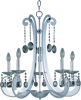 Cyclone 5-Light Chandelier -- 22325PC