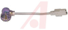 Cord, Power; 10 A; 10 ft.; 125 VAC; Clear; 60 degC; 3; 18 AWG Wire, AWG -- 70133301 - Image