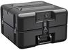 Pelican AL1616-0505 Single Lid Flat Shipping Case with Foam - Black -- PEL-AL1616-0505RPF032 -Image