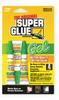 Instant Adhesive,Gel,2g Tube,Pk 3 -- 3EHR1