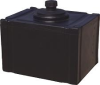 12 Gallon Cross Link Plastic Fuel Tank - With Fitting -- A-SP0012-SFPSXNAS