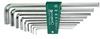 10765/9 - Hexagon key wrenches -- 96432101