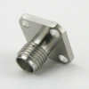 SMA Female Connector None Terminal Solder Attachment 4 Hole Flange Dummy Panel Mount -- SC7612 -Image