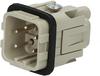 Connector insert ILME CKM-04 - Image